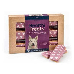 HealthiTreats Dog Biscuits - Gerivet