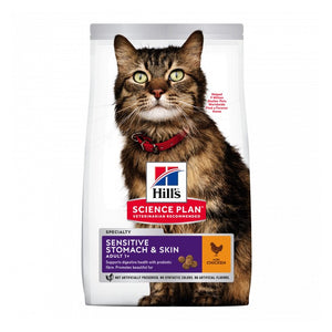 Science Plan Feline Adult Sensitive Stomach & Skin Chicken