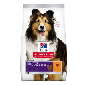 Science Plan Canine Adult Sensitive Stomach & Skin Chicken