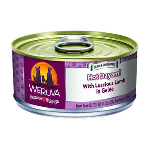 Weruva Canned Dog Food - Hot Dayam!