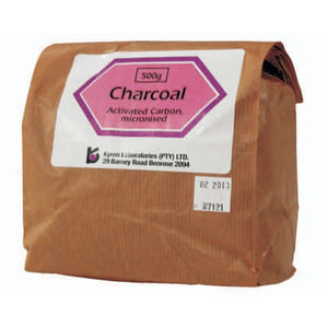 Activated Charcoal 500g