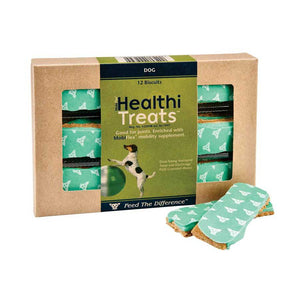 HealthiTreats Dog Biscuits - MobiFlex