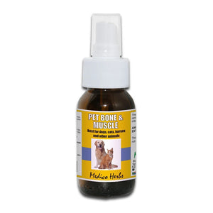 Medico Herbs Pet Bone & Muscle Spray 50ml