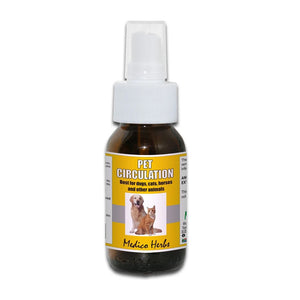Medico Herbs Pet Circulation Spray