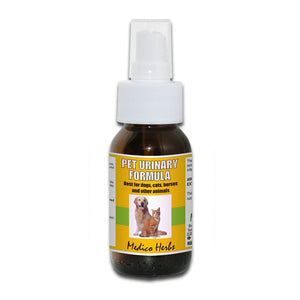 Medico Herbs Pet Urinary Formula Spray 50ml