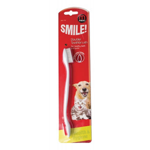 Mikki Double Toothbrush