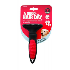 Mikki Anti-Tangle Undercoat Rake For Thick Coats