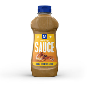 Montego Sauce For Dogs Roast Chicken