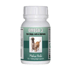 Medico Herbs Omega 3 for Pets