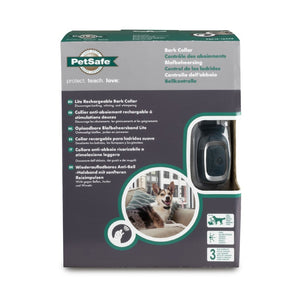 PetSafe Lite Rechargeable Bark Collar - Packaged