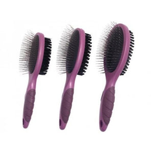Rosewood Salon Grooming Double Sided Brush