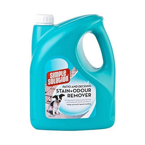 Simple Solution Outdoor Stain Remover for Patio and Decking