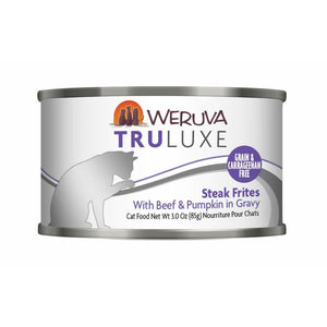 Weruva Canned Cat Food - Steak Frites