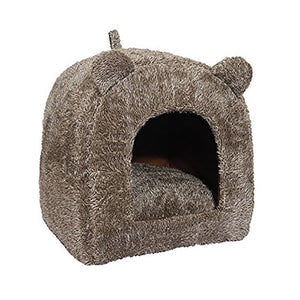 Luxury Teddy Bear Cat Cave