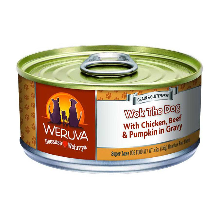 Weruva Canned Dog Food - Wok the Dog