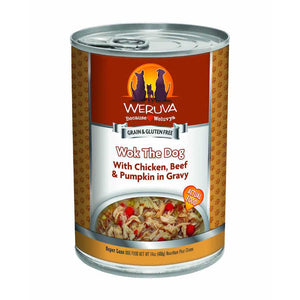 Weruva Tinned Dog Food - Wok the Dog