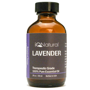 Lavender (Bulgaria) Essential Oil - iQ Natural