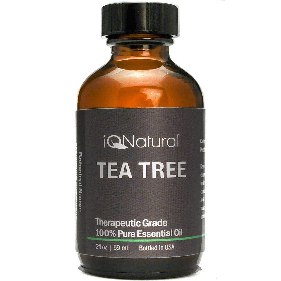 Tea Tree (Melaleuca) Essential Oil - iQ Natural