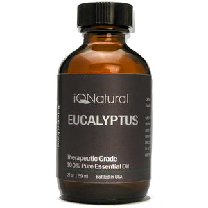 Eucalyptus Essential Oil - iQ Natural