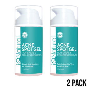 SPECIAL OFFER Acne Spot Treatment 2PK - iQ Natural