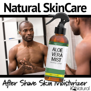 Aloe Vera Body & Face Mist - iQ Natural