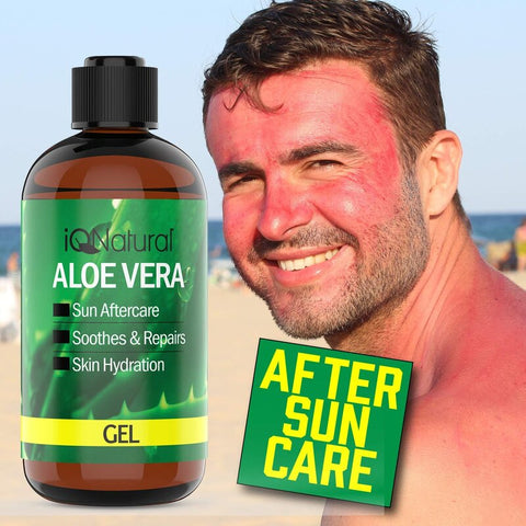 Image of Aloe Vera Gel - iQ Natural