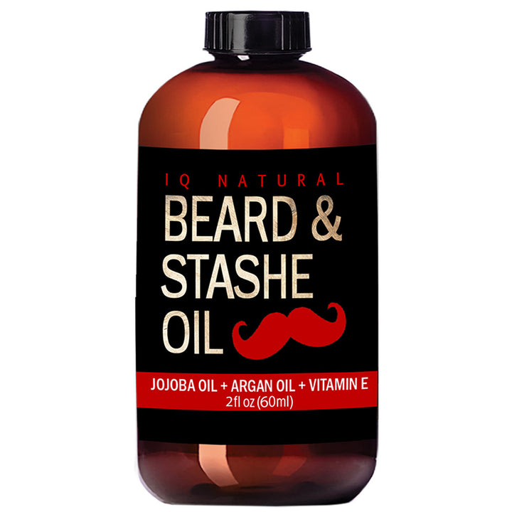 Beard Oil - Leave in Beard Conditioner - iQ Natural