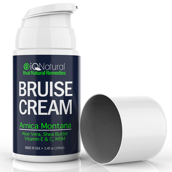 Bruise & Scar Cream - 3.4 oz - iQ Natural
