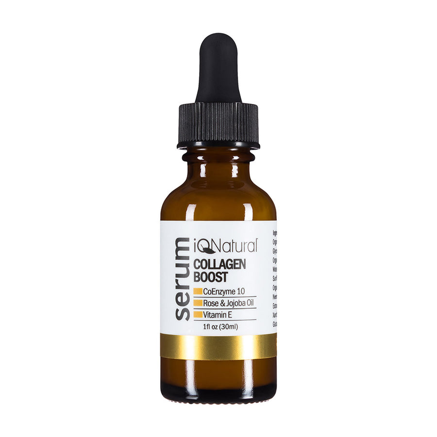 CoQ10 Facial Serum - 1oz - iQ Natural