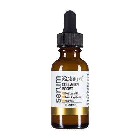 Image of FREE CoQ10 Facial Serum - 1oz - iQ Natural
