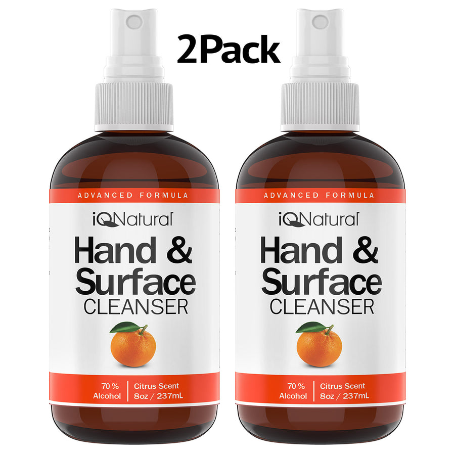 Special Offer -2 Pack Cleanser - iQ Natural