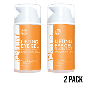 SPECIAL OFFER Lifting Eye Gel 2PK - iQ Natural