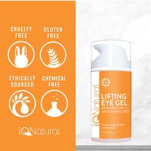 Lifting Eye Gel - iQ Natural