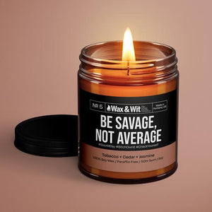 SPECIAL OFFER Soy Candle - iQ Natural