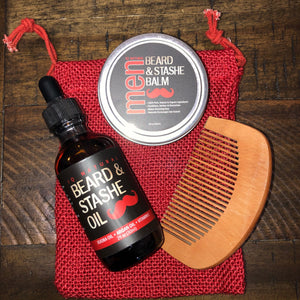 Beard Care Kit - iQ Natural