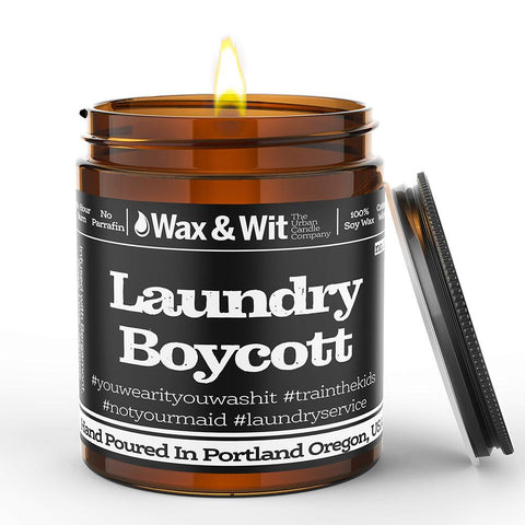 Image of SPECIAL OFFER Soy Candle - iQ Natural