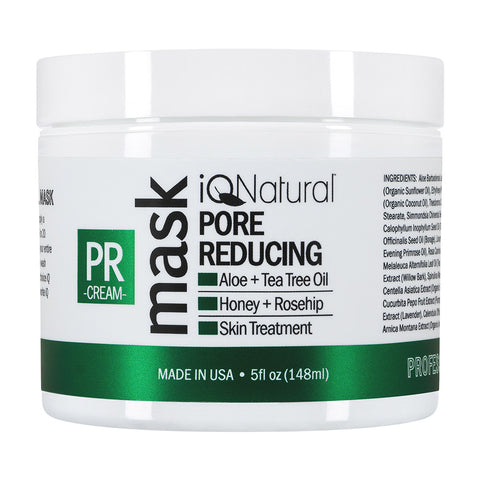 Pore Reducing Mask - Retinol - iQ Natural