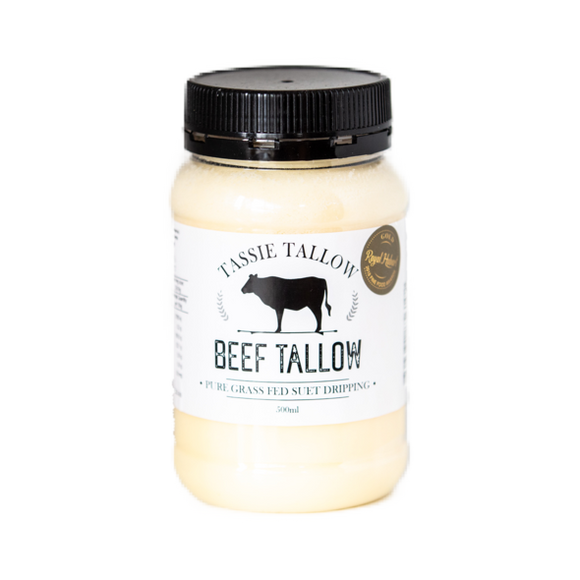 Beef Tallow 500ML - Super Butcher |