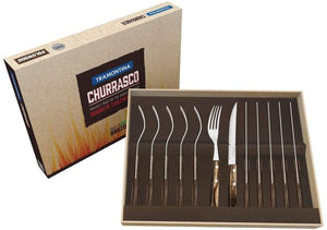 Knife & Fork Set - Super Butcher
