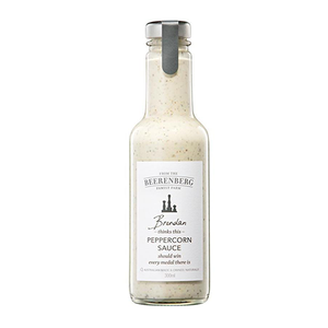 Beerenberg Peppercorn Sauce 300ml - Super Butcher |