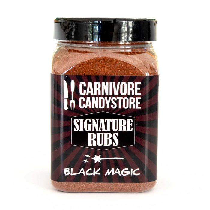 Carnivore Candystore Black Magic Rub 200g