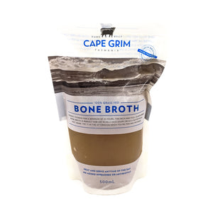 Cape Grim Beef Bone Broth 500ml - Super Butcher |