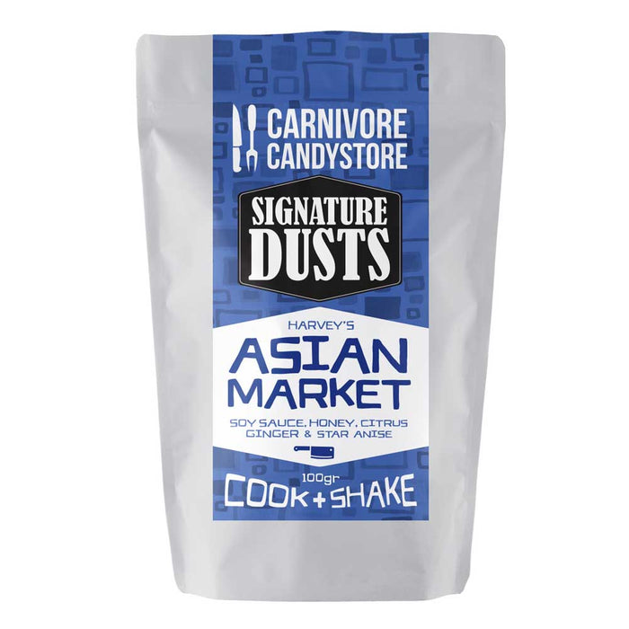 Carnivore Candystore Asian Market Dust 100g