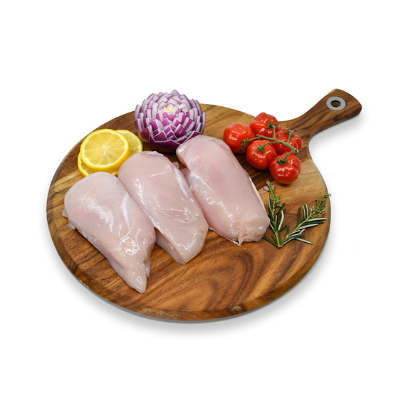 Bulk Fresh Chicken Breast | $10.99kg (Min 2kg)