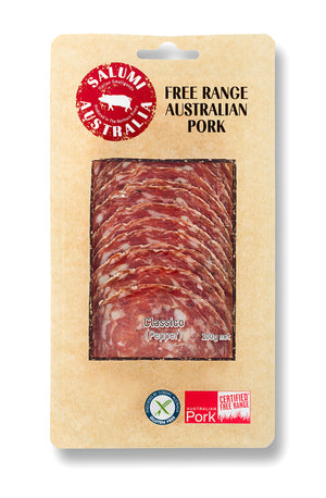 Salame Classico - Free Range Classic Style Salami - Sliced | 100g