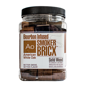 Smoker Bricx American White Oak