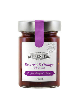 Beerenberg Beetroot & Orange