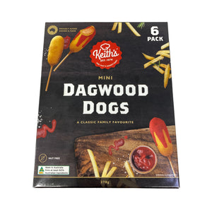 Mini Dagwood Dogs 270g