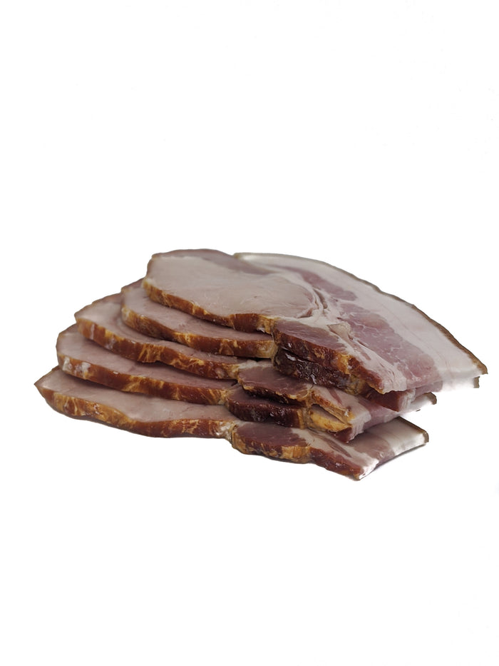 Gilly's Wood Smoked Thick Cut Bacon | $19.99kg