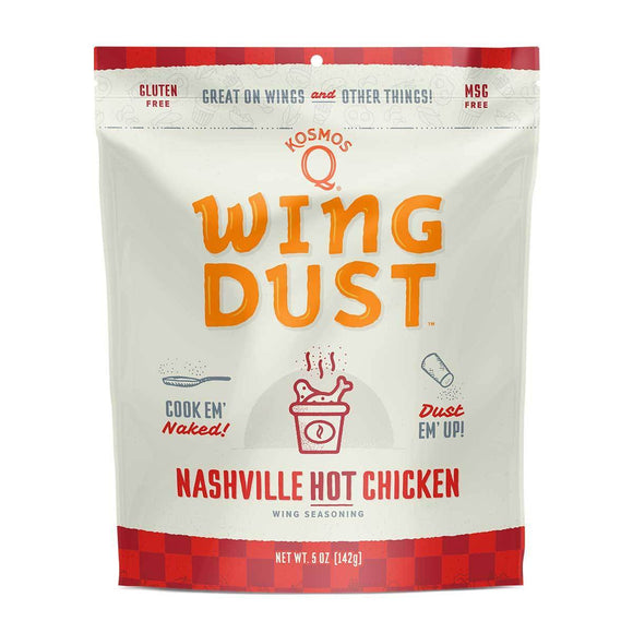 Nashville Hot Wing Dust 142g
